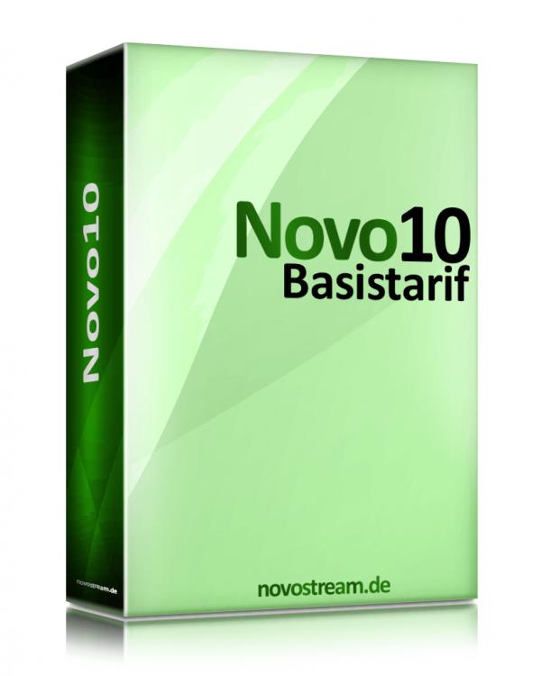 Novo10 DSL via Sat Tarif