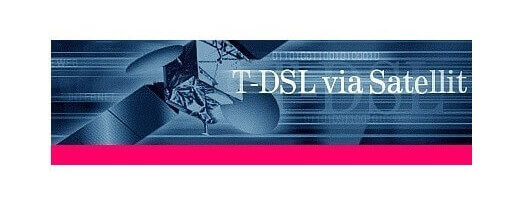T-DSL via Satellit_Logo