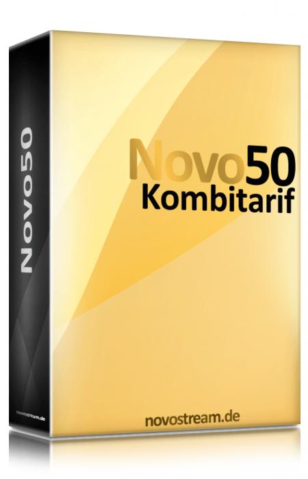 Novo50 DSL via Sat Tarif